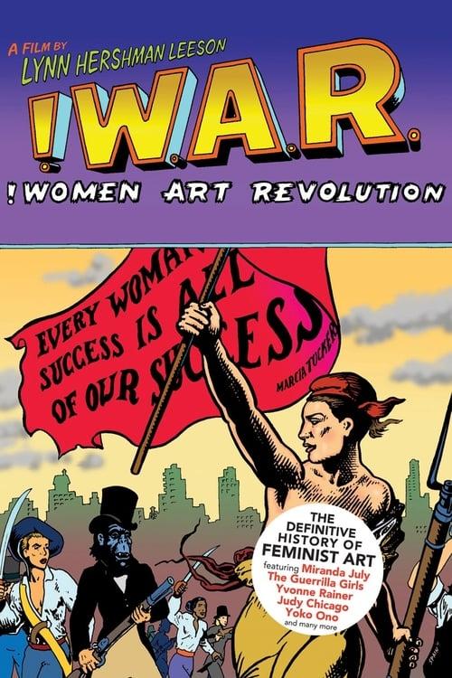 Filme !Women Art Revolution Completamente Grátis