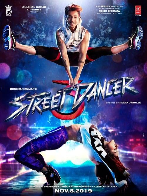 Street Dancer Afsomali
