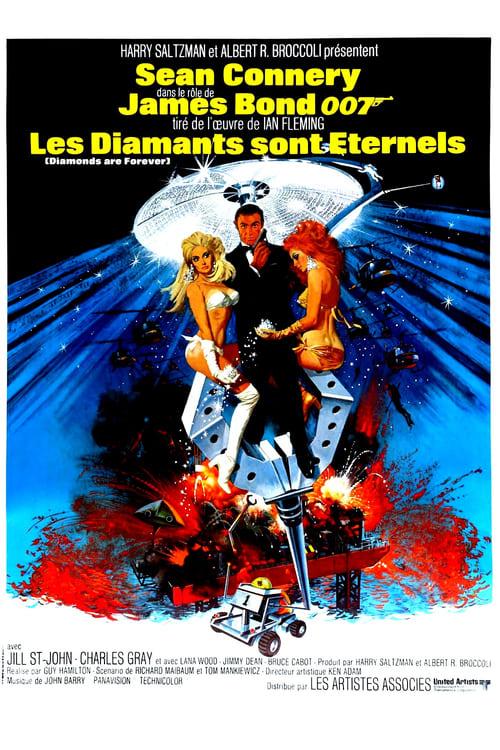 Regarder Les diamants sont éternels (1971) Streaming HD FR