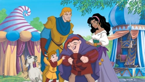 Subtitles The Hunchback of Notre Dame II (2002) in English Free Download | 720p BrRip x264