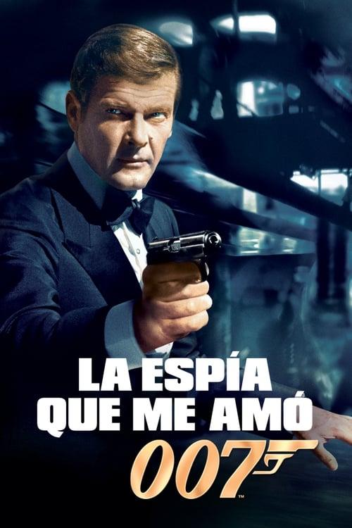 Imagen 007: La espía que me amó