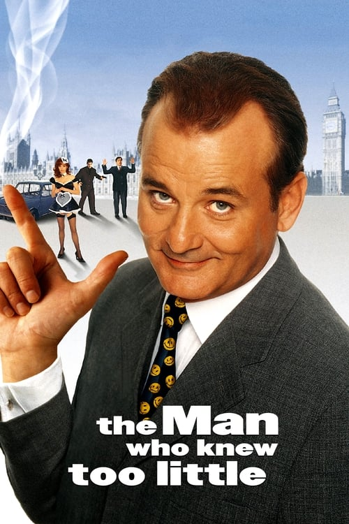 Watch The Man Who Knew Too Little (1997) Full Movie