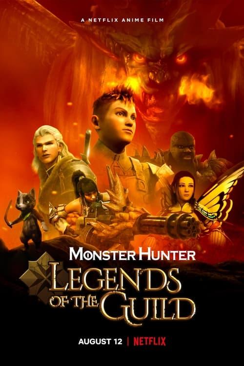 Download Filme Monster Hunter Legends of the Guild Qualidade Hd