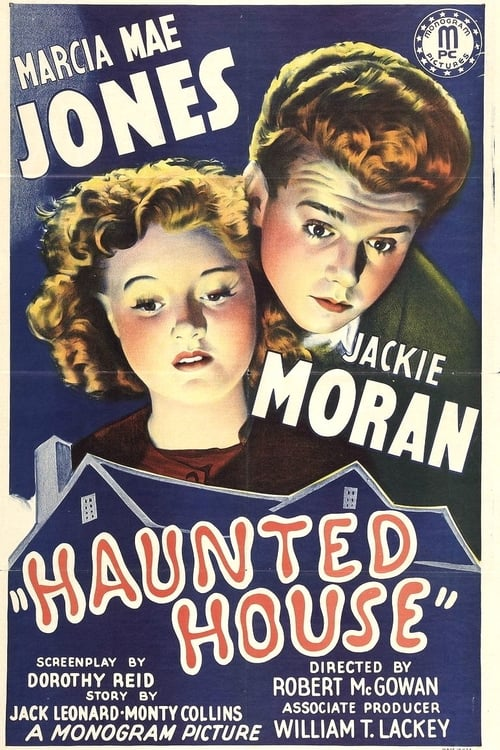 Haunted House (1940) Poster