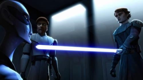 Assistir Star Wars: A Guerra dos Clones S01E18 – 1×18 – Dublado