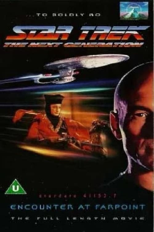 Ver pelicula Star Trek The Next Generation: Encounter at Farpoint Online