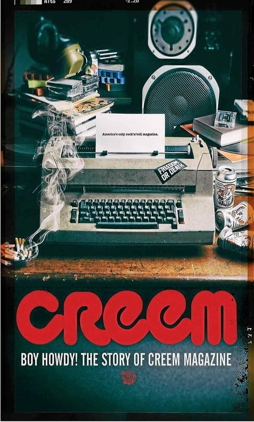 Boy Howdy! The Story of CREEM Magazine