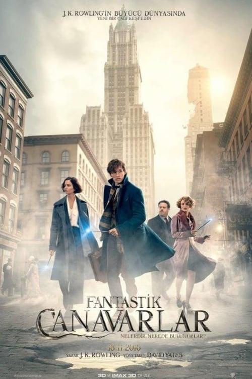 Fantastic Beasts and Where to Find Them ( Fantastik Canavarlar Nelerdir, Nerede Bulunurlar? )