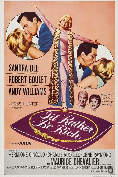 Mira La Película I'd Rather Be Rich En Buena Calidad