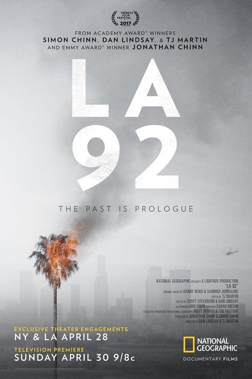 Where LA 92