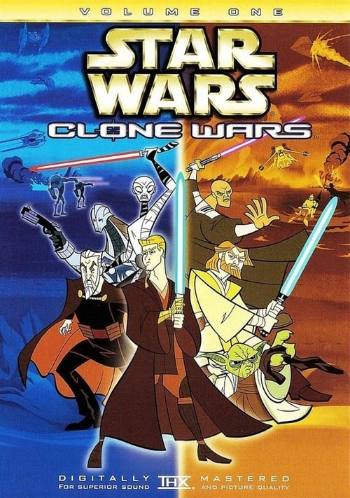 Largescale poster for Star Wars: Clone Wars - Volume One