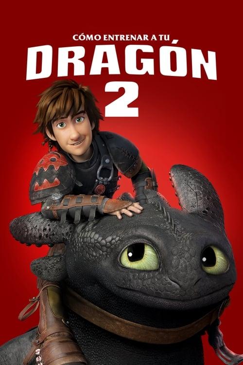 Imagen Cómo entrenar a tu dragón 2