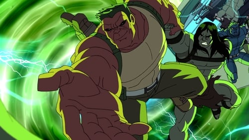 Marvel's Hulk and the Agents of S.M.A.S.H: Season 1 – Episod Doorway to Destruction (2)