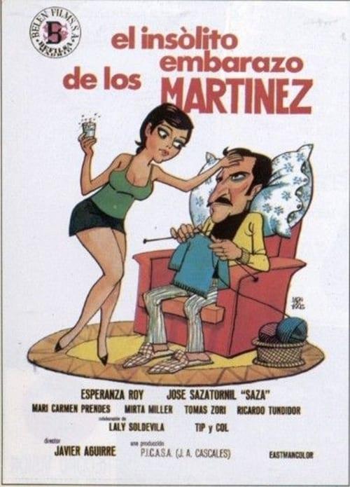 El insolito embarazo de los martinez Online