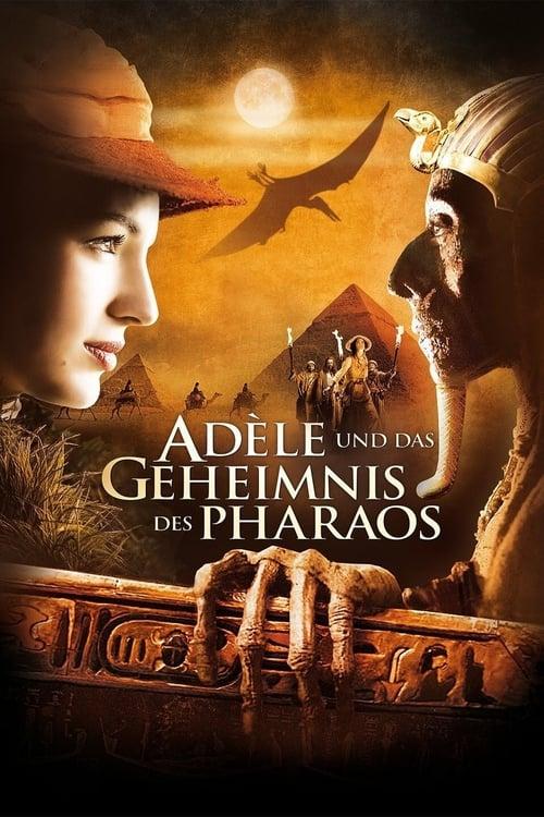 Adèle und das Geheimnis des Pharaos - Poster