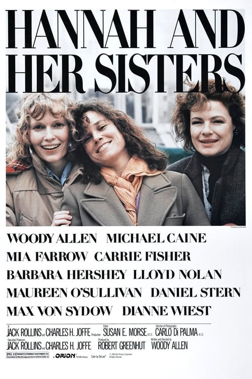 Streaming Hannah and Her Sisters (1986) Movie Free Online