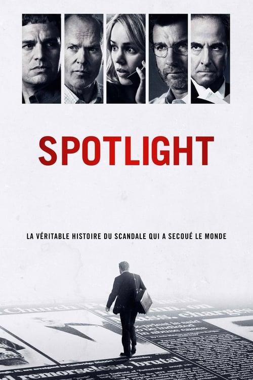 Spotlight film en streaming
