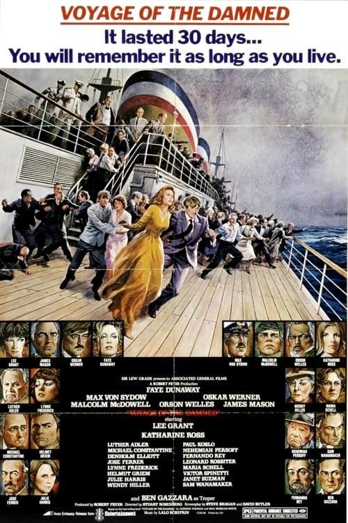 Regarder Le Film Le voyage des damnés Doublé En Français