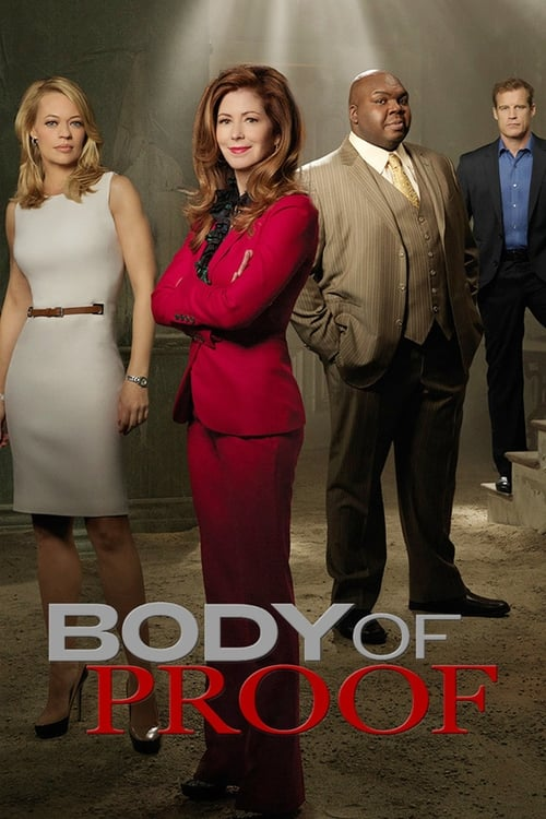Body of Proof - Poster