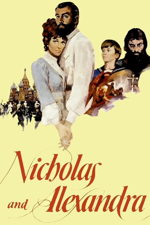 Streaming Nicholas and Alexandra (1971) Movie Free Online