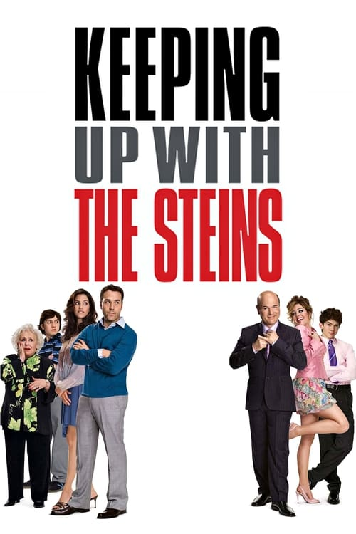 Largescale poster for Keeping Up with the Steins