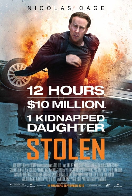 Watch Stolen (2012) Full Movie