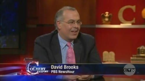 The Colbert Report 2010 Blueray: Season 6 – Episode David Brooks