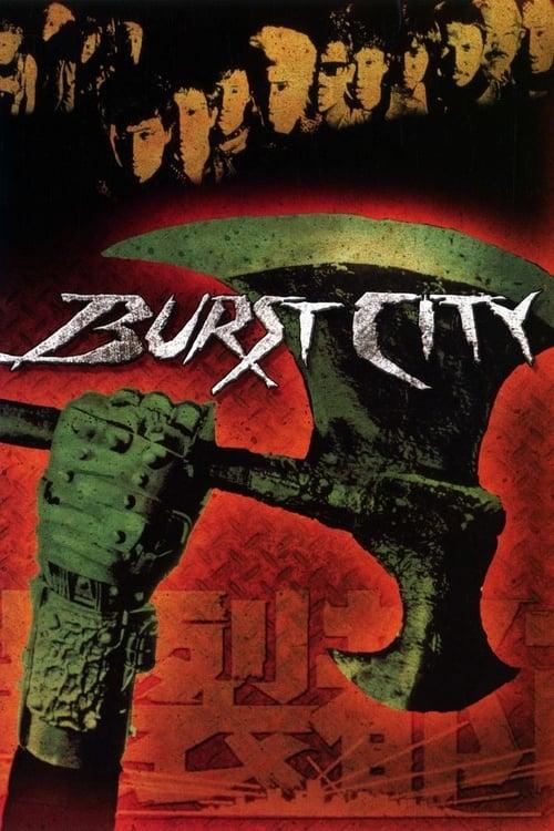 Burst City (1982) Poster