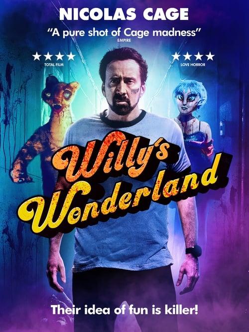 Watch Stream Online Willy's Wonderland