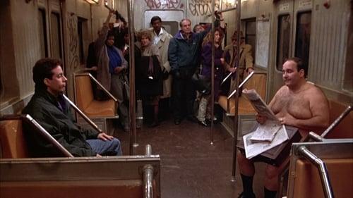 Seinfeld 1991 1080p Extended: Season 3 – Episode The Subway
