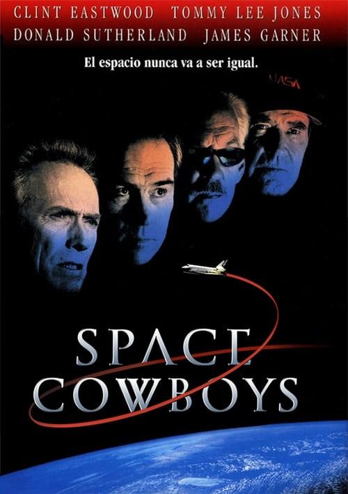 Space Cowboys Peliculas gratis