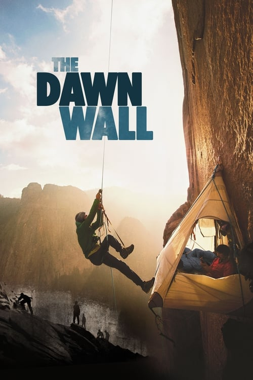 Largescale poster for The Dawn Wall