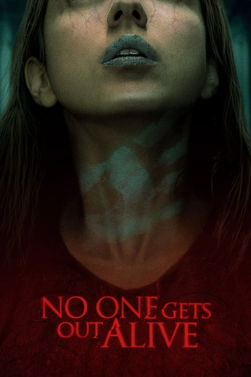 No One Gets Out Alive (2021) Poster