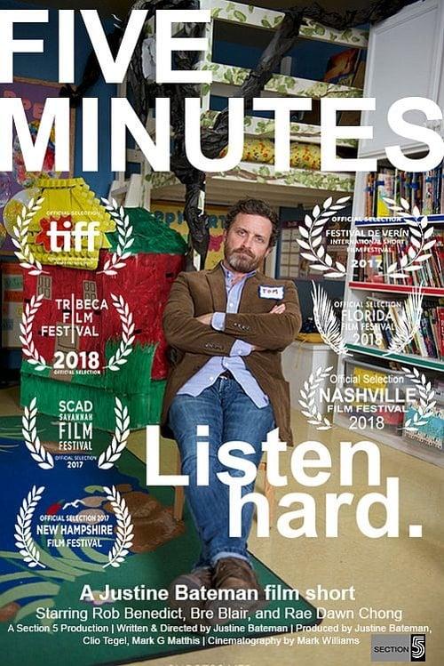 Película Five Minutes Doblada En Español