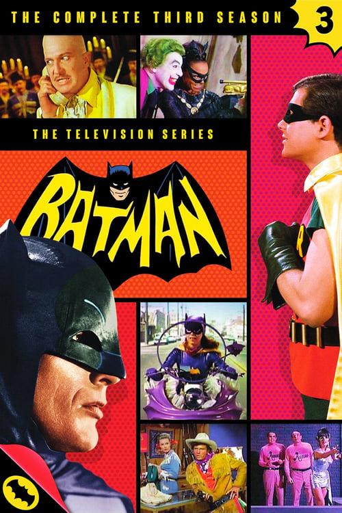 Subtitles Batman Season 3 in English Free Download
