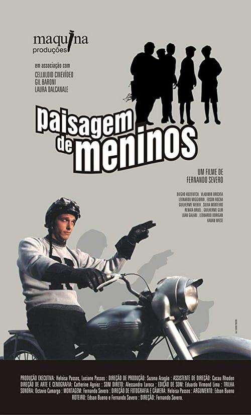 Sledujte Film Paisagem de Meninos Dabovaný V Češtině