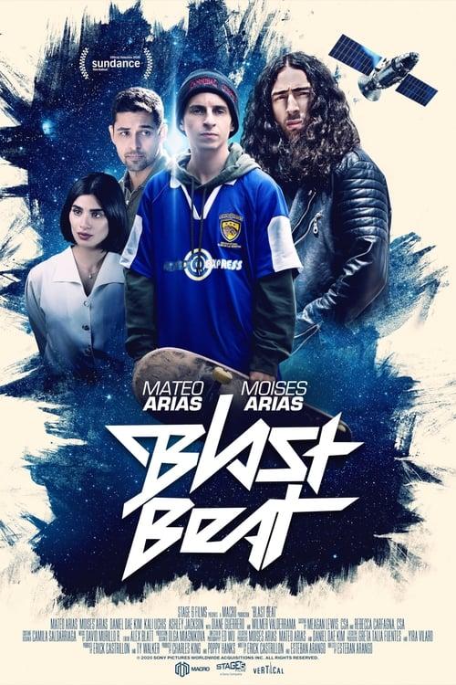 Blast Beat (2021) Poster