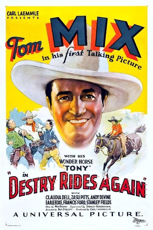 Destry Rides Again (1932)