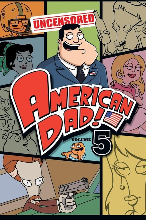 American Dad: Season 5