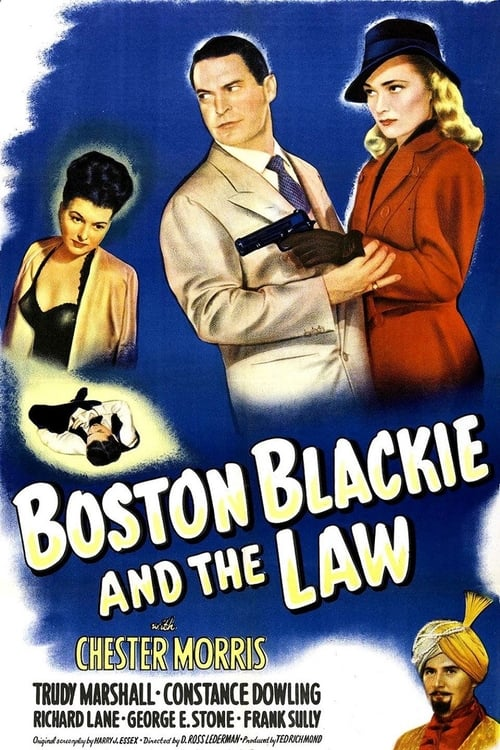 Boston Blackie and the Law Online AnFilmen