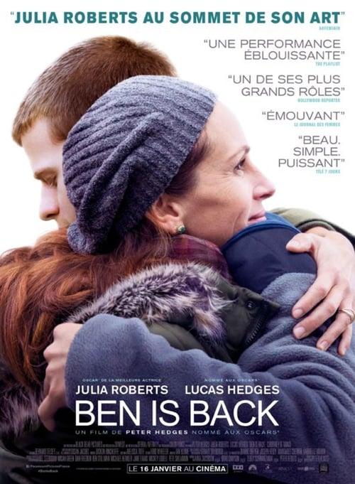 Regarder ஜ Ben Is Back Film en Streaming HD