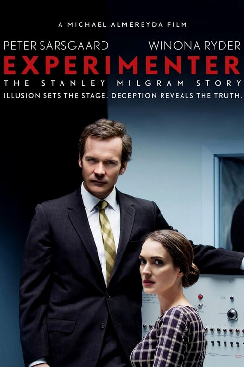 Experimenter (2015) Poster