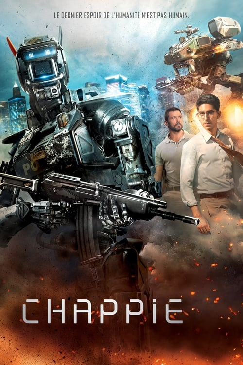 ★ Chappie (2015) streaming Disney+ HD