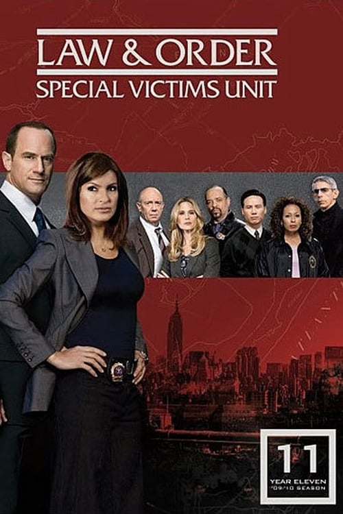 Law Order Special Victims Unit: Season 11