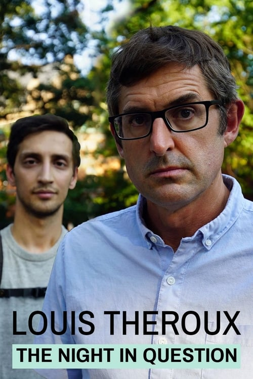 Largescale poster for Louis Theroux: The Night in Question