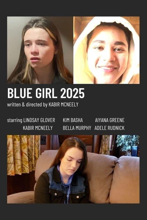 Blue Girl 2025