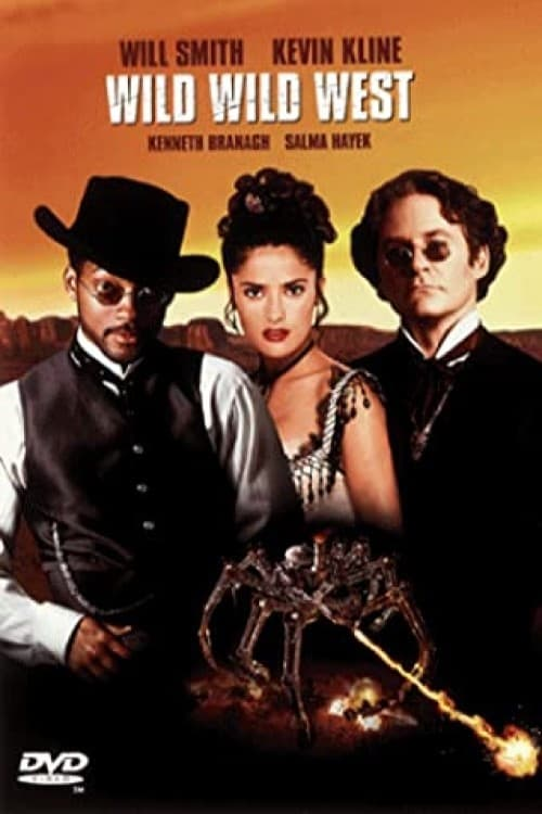 Voir It's a Whole New West: The Making of 'Wild, Wild West' (1999) streaming VF ★