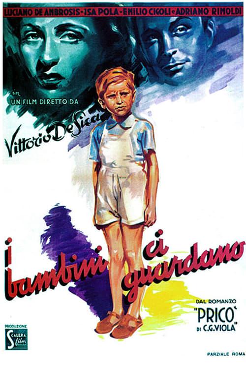 Mira La Película I bambini ci guardano En Español En Línea