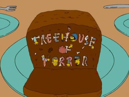 The Simpsons - Season 19 - Episode 5: Treehouse of Horror XVIII