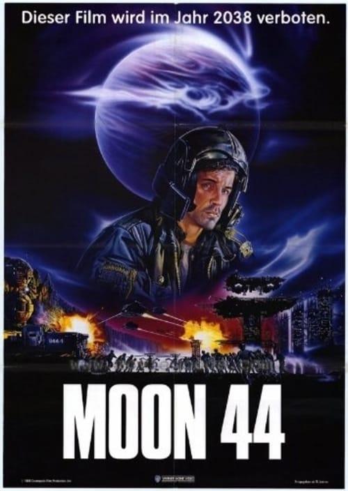 Película Estación lunar 44 En Buena Calidad Hd
